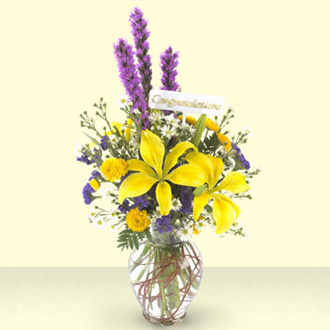 Yellow Arrangement