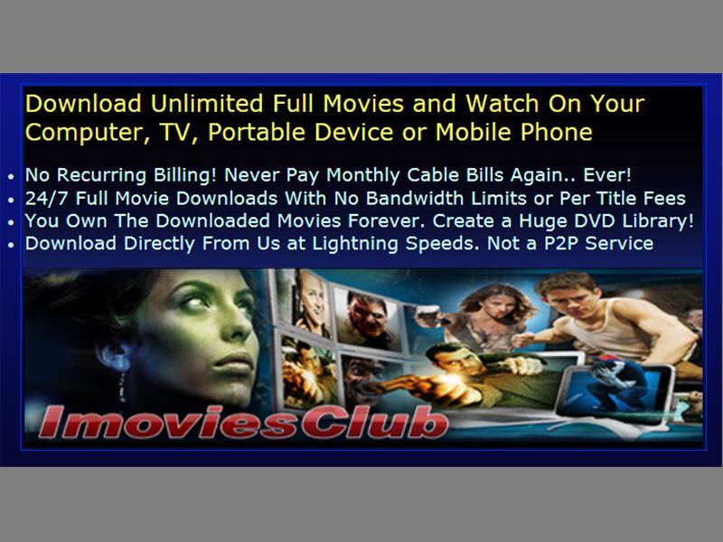 imovies unlimited movies