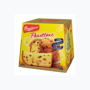 Panettone With Candied Fruits And Sun-Maid Raisins 750g