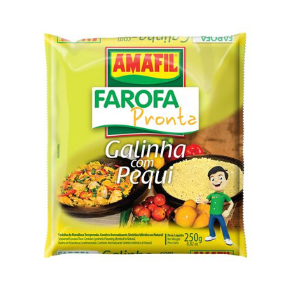 Farofa Pronta Hen With Pequi 250g