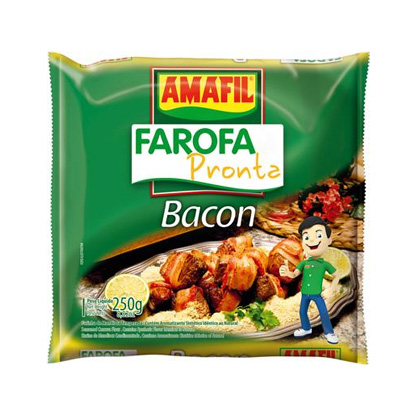 Farofa Ready Bacon 250g