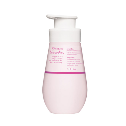 Tododia Body Lotion Orchid Fragance 400ml
