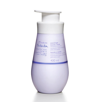 Tododia Body Lotion Lavanda and Vanilla 400ml