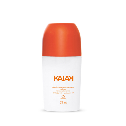 Femenine Deodorant Roll On Kaiak 75ml