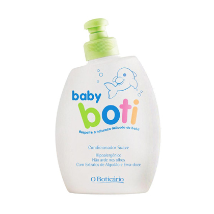 Baby Boti Gentle Hair Conditioner For Babies 200ml