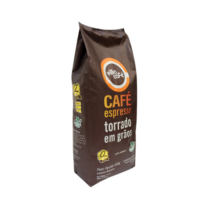 Roasted Espresso Coffee Grain 500g