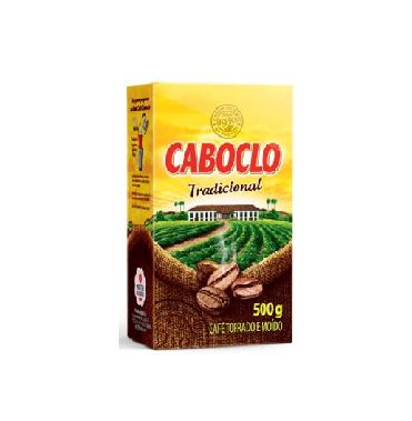 Traditional Coffee Caboclo - Roast and Ground Coffee 500g